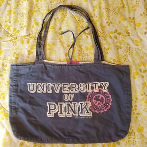 Carry along tote.